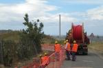 Lavori di connessione per il parco eolico di ENEL Green Power_1